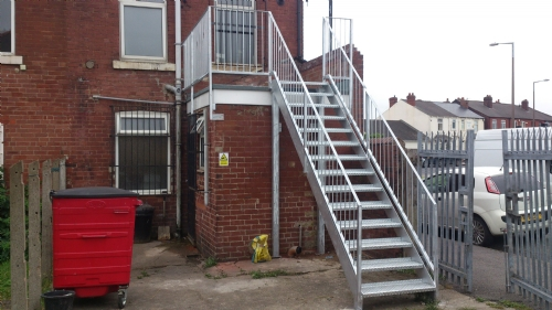 Staircases & Ramps